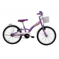 Bicicleta Aro 20 Dalannio Bike Fashion Lilas