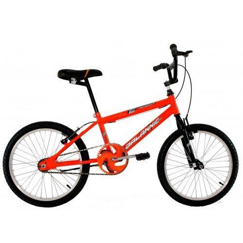 Bicicleta Aro 20 Dalannio Bike Mutante Masculina Laranja Neon