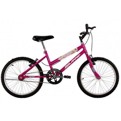Bicicleta Aro 20 Dalannio Bike Sissa Rosa Pink
