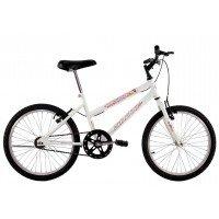 Bicicleta Aro 20 Dalannio Bike Sissa Branca