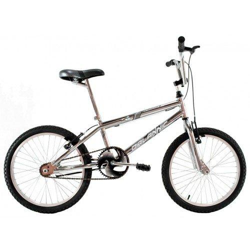 Bicicleta Aro 20 Dalannio Bike Freestyles Masculina Cromada