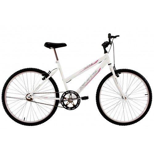 Bicicleta Aro 24 Feminina Dalannio Bike Life Sem Marcha Branca