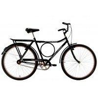 Bicicleta Aro 26 Masculina Dalannio Bike Potencia V-Brake Preta