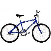 Bicicleta Aro 26 Masculina Dalannio Bike Sport Sem Marcha Azul