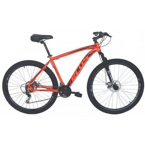 Bicicleta Aro 29 Ecos Onix Aluminio 21 Velocidades Laranja