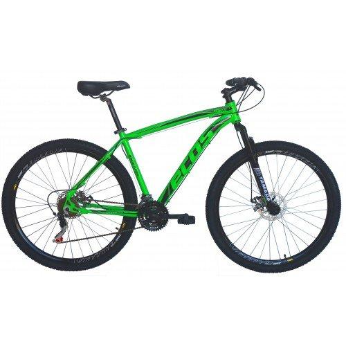 Bicicleta Aro 29 Ecos Onix Aluminio 21 Velocidades Verde