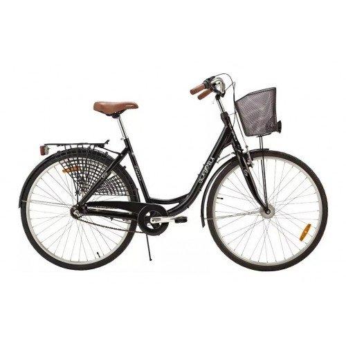 Bicicleta Aro 28 Kayoba City Elegance Alumínio Nexus 3 Marchas.