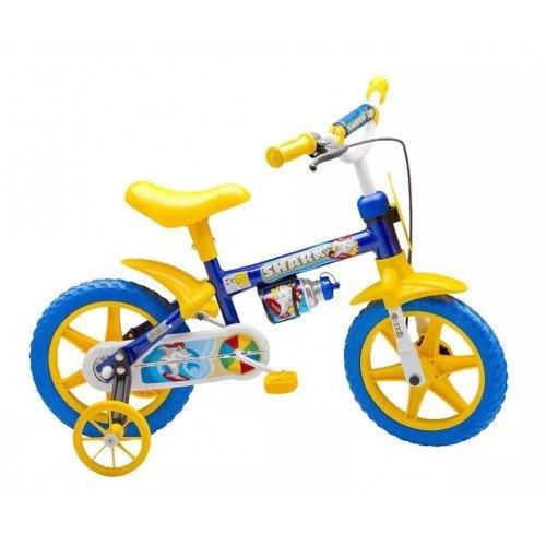 567ff2a6d Bicicleta Aro 12 Nathor Shark Infantil Masculina