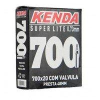 Câmara Kenda 700x20 Válvula Presta 48mm