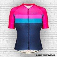 Camisa Ciclismo Feminina SportXtreme Slim TC Livade