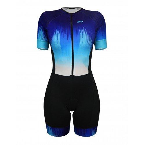 Macaquinho Ciclismo Feminino SportXtreme Comfort Sense
