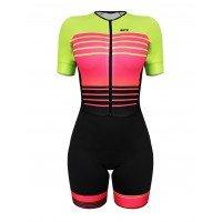 Macaquinho Ciclismo Feminino SportXtreme Comfort Unique