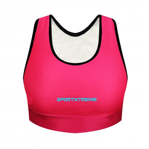 Top Feminino SportXtreme Active Energy Rosa