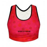 Top Feminino SportXtreme Active Scarlet